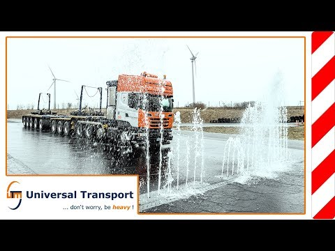 Universal Transport - driving safety training for professional drivers