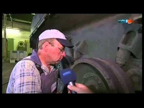 Universal Transport - Big wildcats in Rockensuesstra MDR-TV