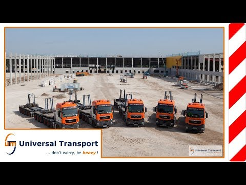 Universal Transport - A little longer is always possible