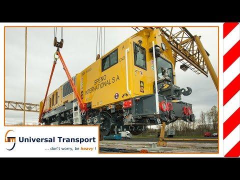 Universal Transport - Hightec for Stuttgart