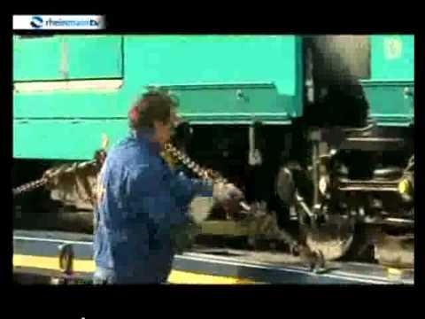 Universal Transport - Frankfurt on the move