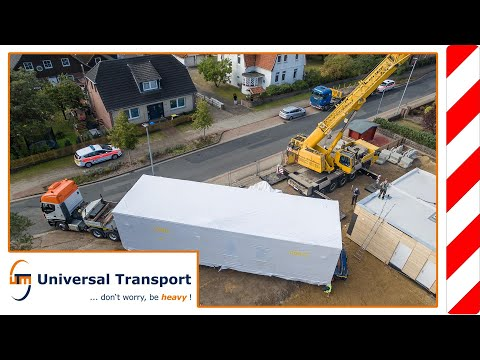 Universal Transport - a new rescue station for Winsen