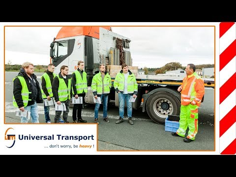 Universal Transport - Trainee Days 2017