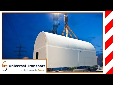 Universal Transport - Windpower Image-Video