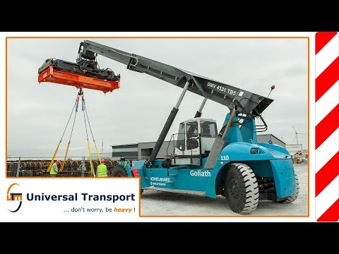"Universal Transport - A new ""colleague"" in Paderborn"