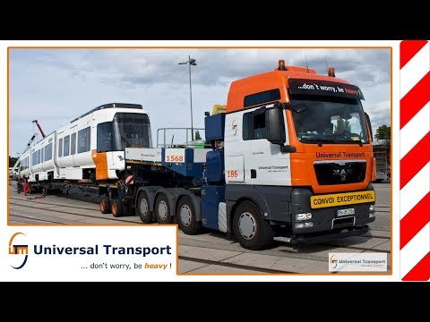 Universal Transport - at the Innotrans fair 2012