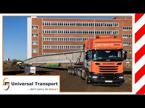 Universal Transport - 91x from Paderborn to Bochum