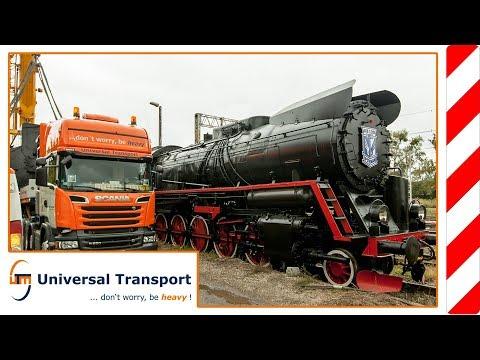 Universal Transport - A locomotive for the KKS Lech Poznan