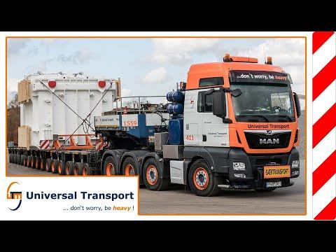 Universal Transport - Transformer Transport