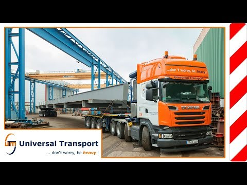 Universal Transport - New bridges for Hamburg