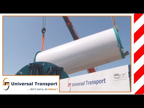 Universal Transport - The symphony of wind logistics