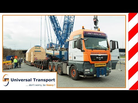 Universal Transport - from Dresden to Oberlausitz