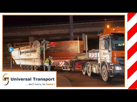 "Universal Transport - Last Journey of ""Roter Milan"""