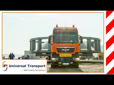 Universal Transport - Big Wheel, Short Trip