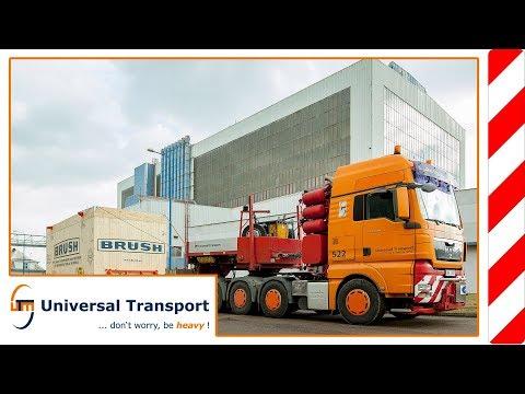 Universal Transport - from Czech Republic to Turkey