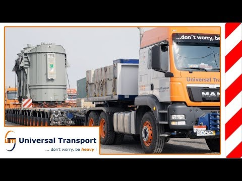Universal Transport - Universal Transport in Egypt Part 1